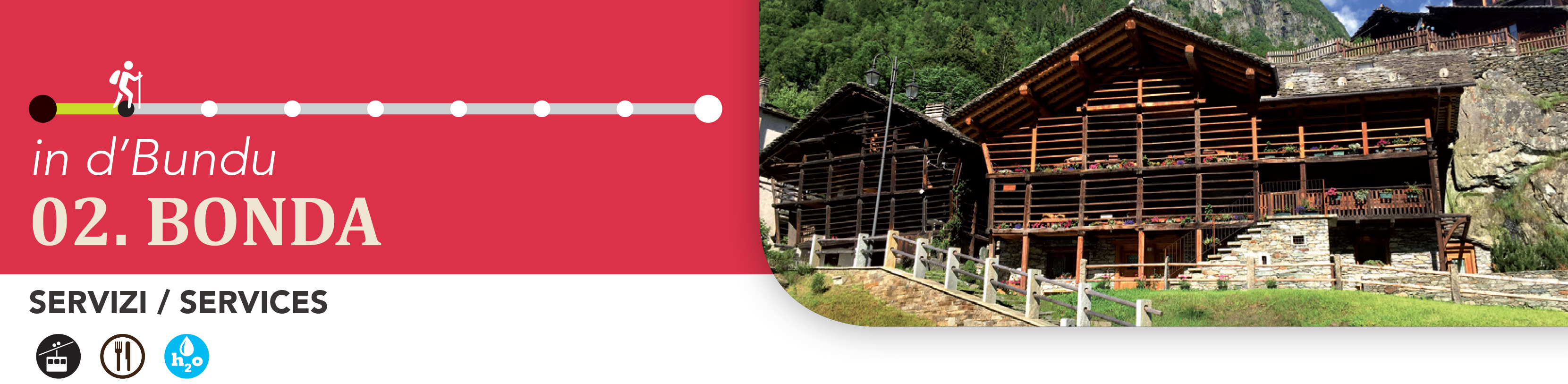 Bonda frazione alta di Alagna Valsesia