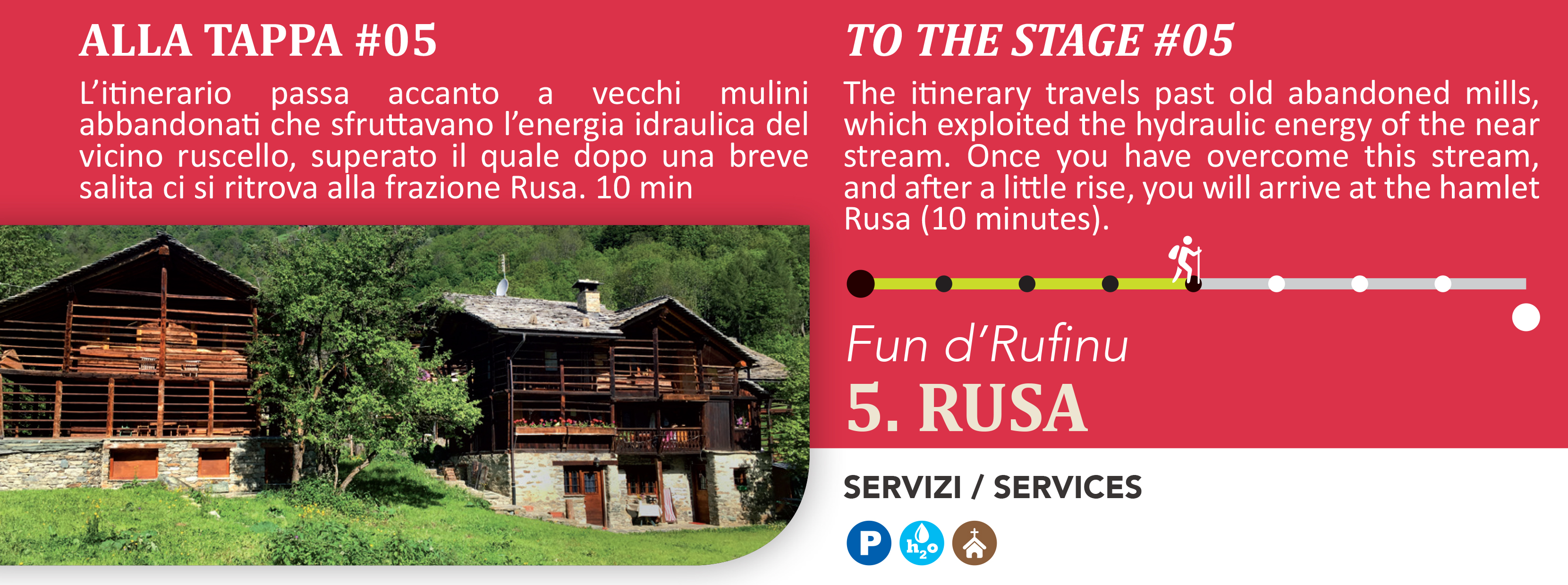 Rusa frazione alta di Alagna Valsesia